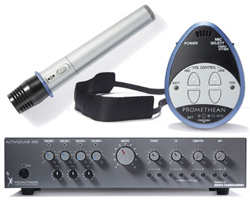 ActivSound, sound for the activ board